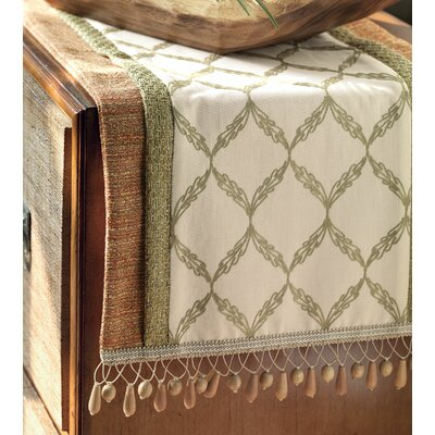 Eastern Accents Caicos Bartow Insert Table Runner
