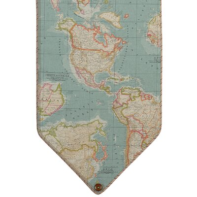 Eastern Accents Kai Monde Table Runner
