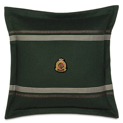 Eastern Accents MacCallum Gable Flange Decorative Pillow