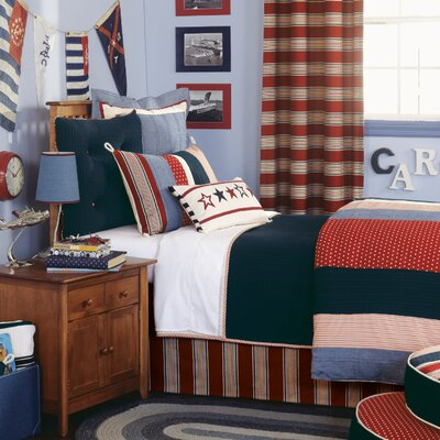 Carter Hand-Tacked Bedding Collection