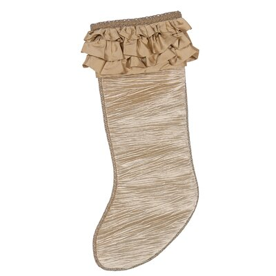 Eastern Accents Holiday Formal Prelude Swan Stocking
