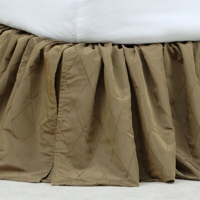 Eastern Accents Nottingham Manor Fog Bed Skirt