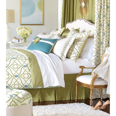 Eastern Accents Bradshaw Button-Tufted Cotton Comforter