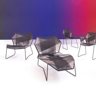Moroso Tropicalia Chaise Lounge