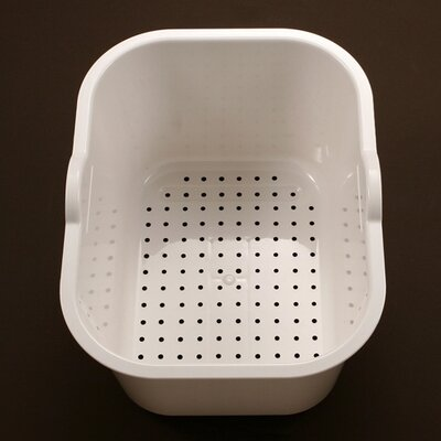 Houzer Endura 14.938&quot; x 11.313&quot; Colander