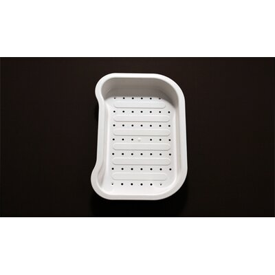 Houzer Endura Drying Tray in White Plastic