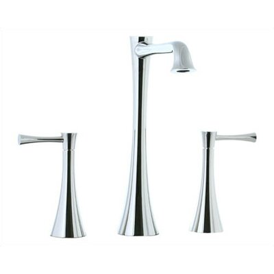 Cifial Brookhaven Widespread Vessel Faucet with Double Lever Handles