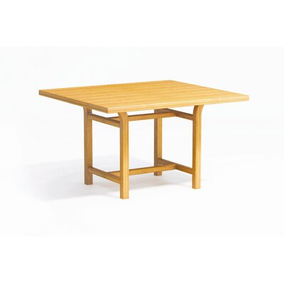 Greenington Tulip Bamboo Dining Table