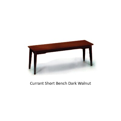Greenington Currant Bamboo Bench