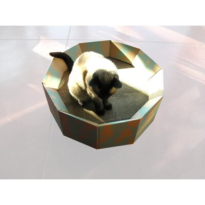 Kittypod Iti- Birdy Migration Cat Bed