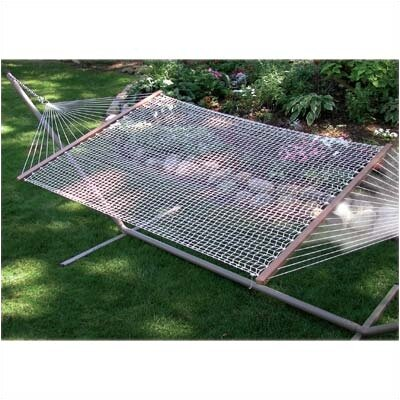 Algoma Net Company Polyester Rope Hammock