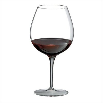 "Ravenscroft Crystal Invisibles 8.25"" Burgundy Wine Glass (Set of 4)"