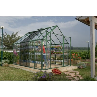 Poly-Tex Snap &amp; Grow 8 x 4 Extension Kit in Green