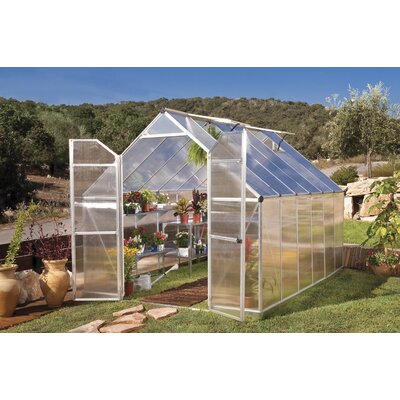 Poly-Tex Essence Polycarbonate Greenhouse