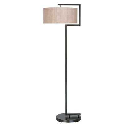 Pacific Coast Lighting Urbanite Floor Lamp in Bronze