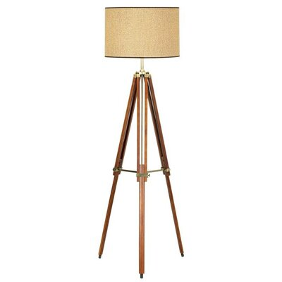 Pacific Coast Lighting PCL Tripod 1 Light Floor Lamp
