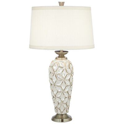 Pacific Coast Lighting Orchid Splendor 1 Light Table Lamp