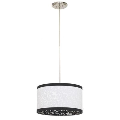 Pacific Coast Lighting City Loft Drum Pendant