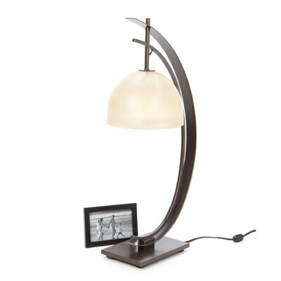 Pacific Coast Lighting Kathy Ireland Home Architectural Orbit Table Lamp