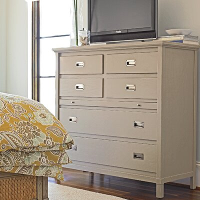 Coastal Living™ by Stanley Furniture Resort Haven's Harbor 6 Drawer Media Chest