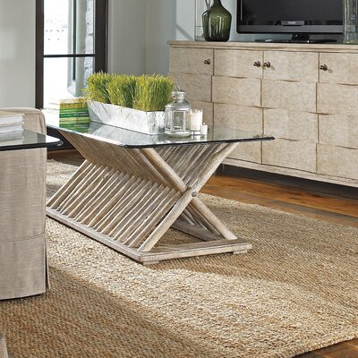 Coastal Living By Stanley Furniture Resort Coffee Table Reviews Wayfair