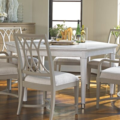 coastal living by stanley furniture resort dining table