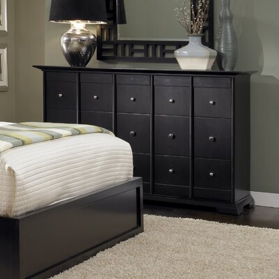 Broyhill® Perspectives Dresser in Graphite