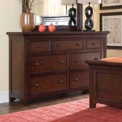 Broyhill® Abbott Bay 7 Drawer Dresser
