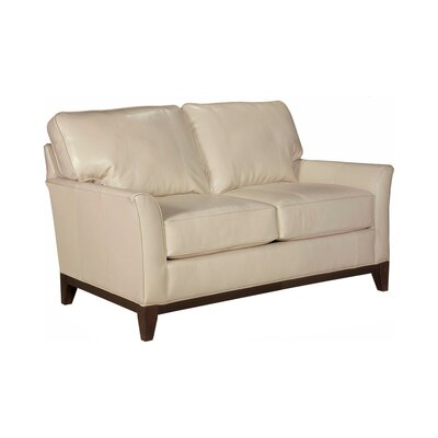 Broyhill® Perspectives Leather Loveseat