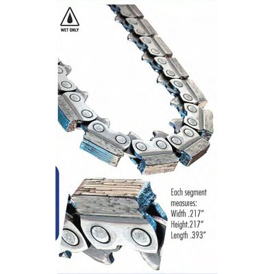 "Diteq 13"" C43 Hydro ICS Diamond Chain"