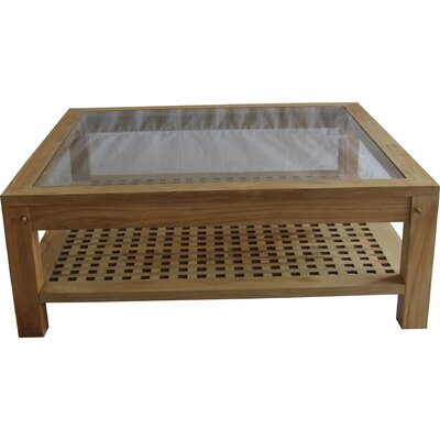 Cannes Teak Coffee Table