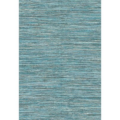 Chandra Rugs India Blue Rug