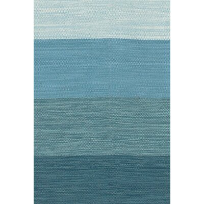 Chandra Rugs India Blue Striped Rug