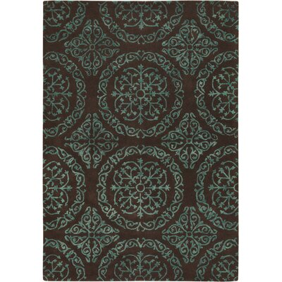 Chandra Rugs Satara Blue Rug