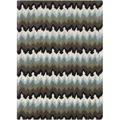 Chandra Rugs Bajrang Gray Multi Rug