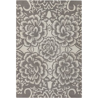 Chandra Rugs Contemporary Designer Grey Rug