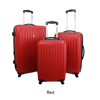 Travel Concepts Viaggio 3 Piece Spinner Hardsided Set
