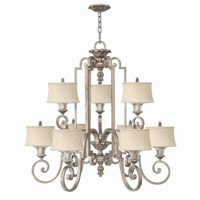 Fredrick Ramond Kingsley 9 Light Chandelier