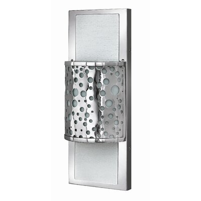 Fredrick Ramond Mira Wall Sconce in Polished Chrome