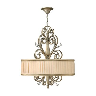 Fredrick Ramond Celeste 4 Light Chandelier