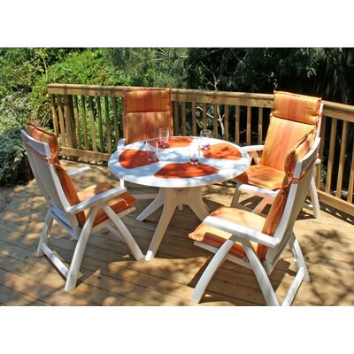 Kettler USA Roma 5 Pc Set