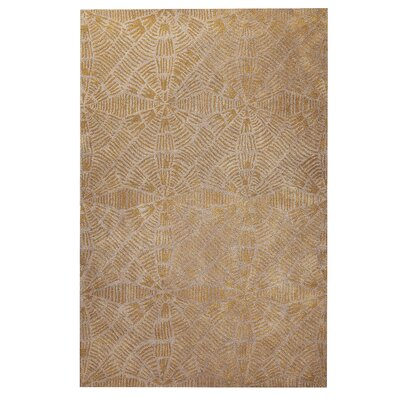 Hokku Designs Maze Grey/Brown Rug