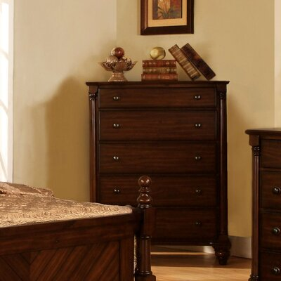 Dean 5 Drawer Chest