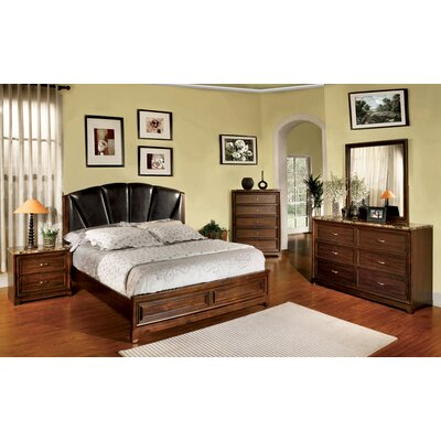 Hokku Designs Brunswick Panel Bedroom Collection