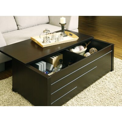 Hokku Designs Benita Trunk Coffee Table