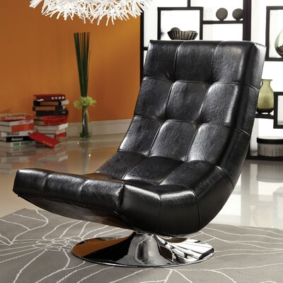 Hokku Designs Denny Swivel Lounge Chair