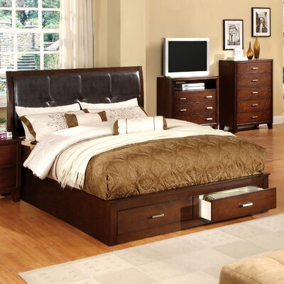 Modloft Thompson Platform Bedroom Collection | Wayfair