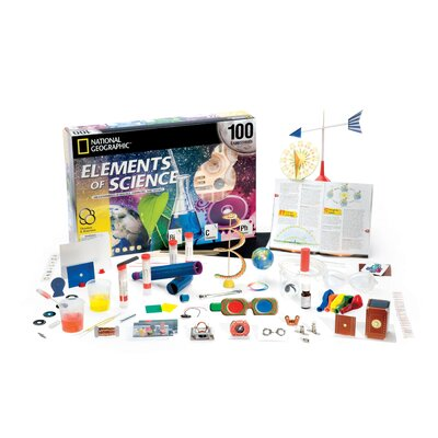 Thames & Kosmos Elements of Science Kit