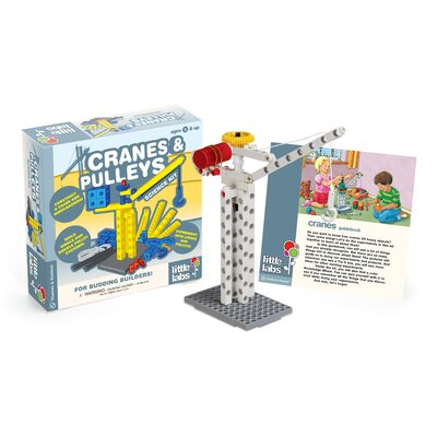 Thames & Kosmos Little Labs Cranes and Pulleys Kit