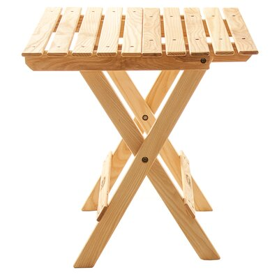 Ridge Folding Side Table